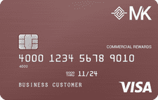 Commercial Rewards VISA®