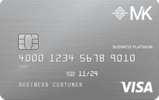 Small Business Platinum VISA®