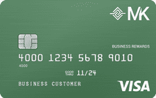 Small Business Rewards VISA®